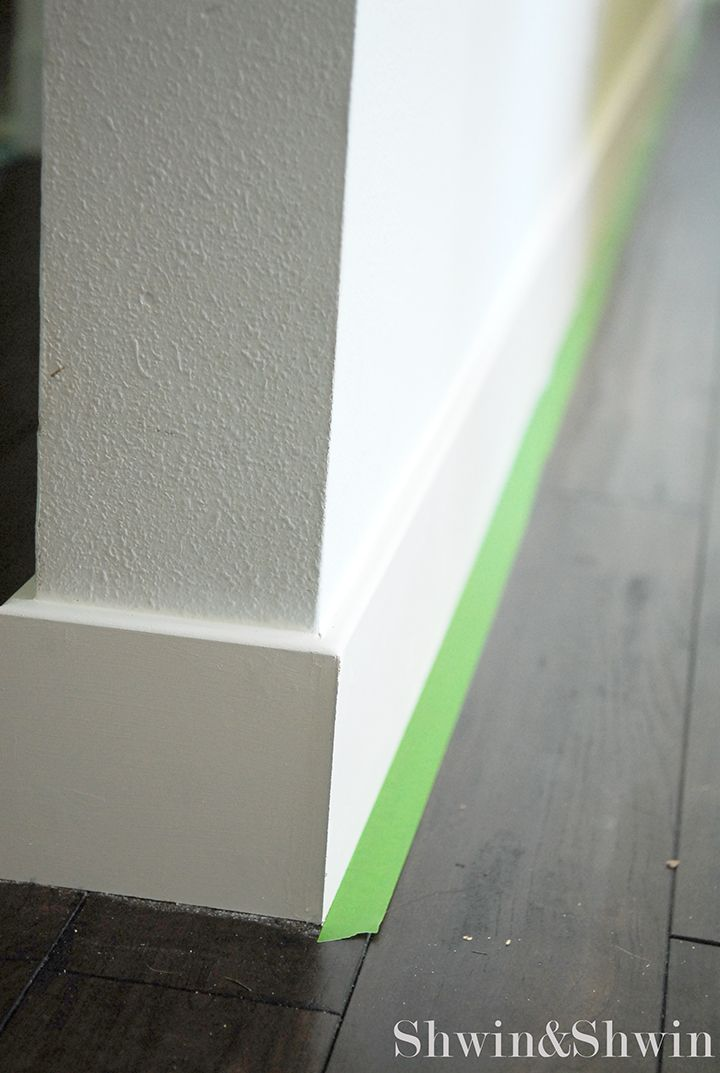 simple contemporary baseboard no millwork details Cheapest option  PS E  Pinterest