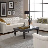 Best 25+ White leather sofas ideas on Pinterest