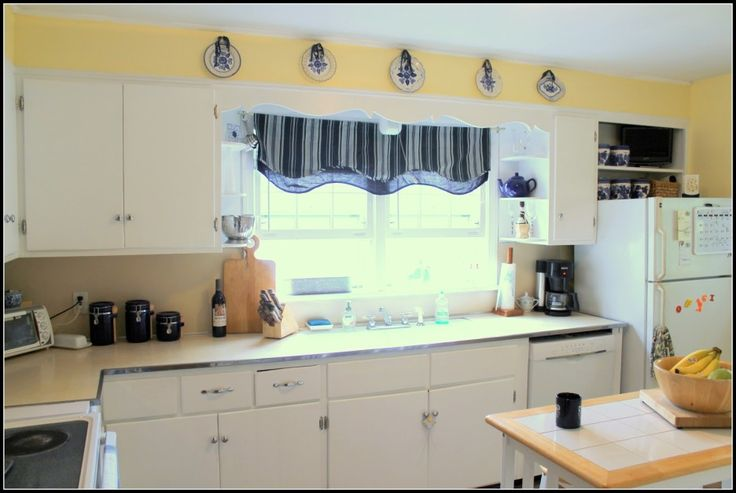 1000+ ideas about Blue Yellow Kitchens on Pinterest