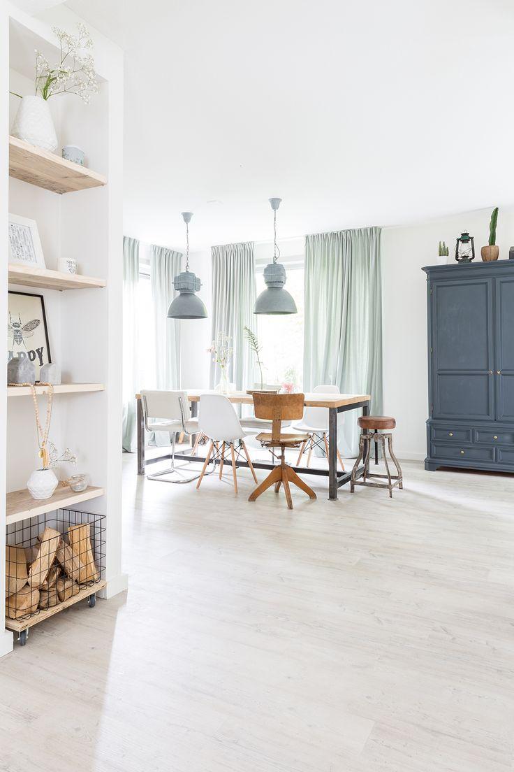17 beste ideen over Scandinavische Eetkamers op Pinterest