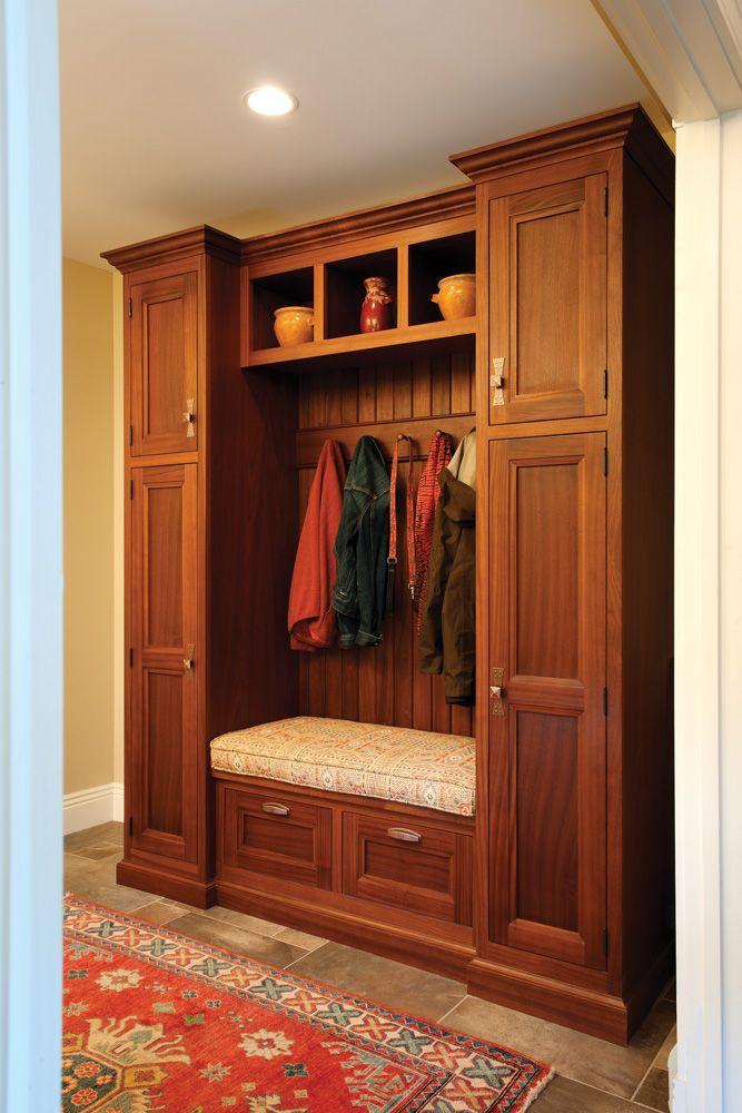 Best 20 Mudroom Cabinets ideas on Pinterest  Mudroom