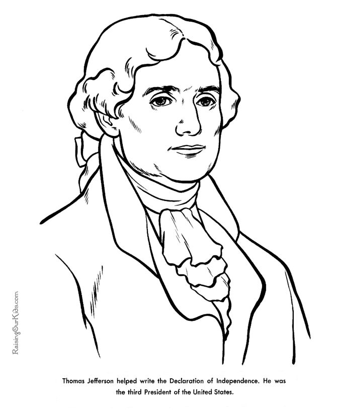 25+ best ideas about Thomas Jefferson Biography on