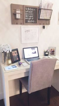 25+ best ideas about Small office decor on Pinterest ...