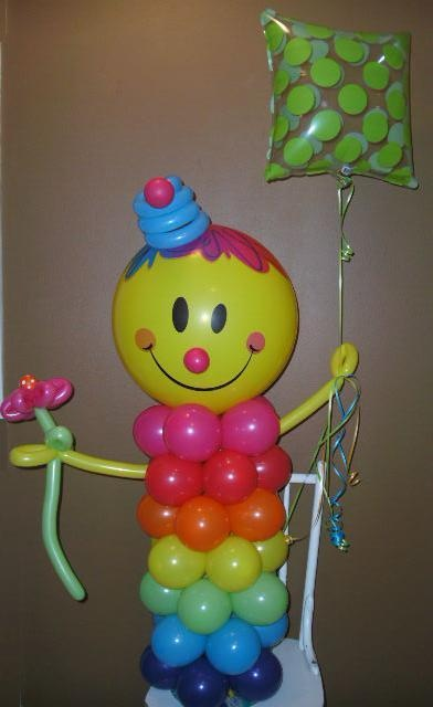 17 Images About Decorate With Balloons On Pinterest