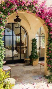 25+ best ideas about Mediterranean Homes Exterior on ...