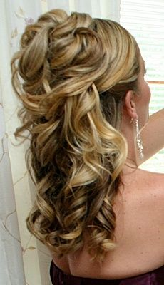 25 Best Ideas About Wedding Half Updo On Pinterest Elegant