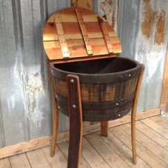 Whiskey Barrel Pub Table And Chairs Curved Lounge Chair 25+ Best Ideas About Wine On Pinterest | Bar, Barrels ...