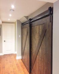 25+ best ideas about Bypass Barn Door Hardware on ...