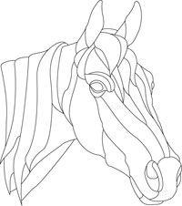 Best 25+ Horse pattern ideas on Pinterest