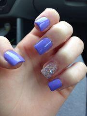 #nails #spring #acrylic nails