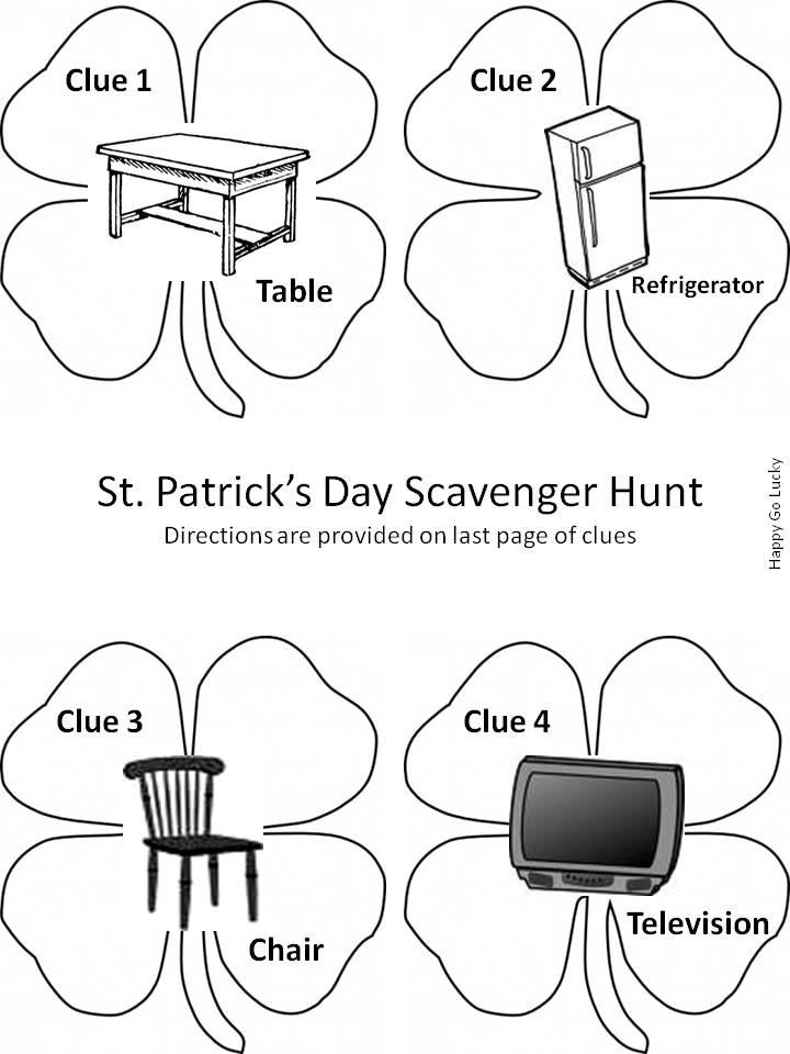 101 best images about Scavenger Hunts on Pinterest