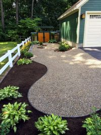 Best 20+ Rock yard ideas on Pinterest | Yard, Rock pathway ...