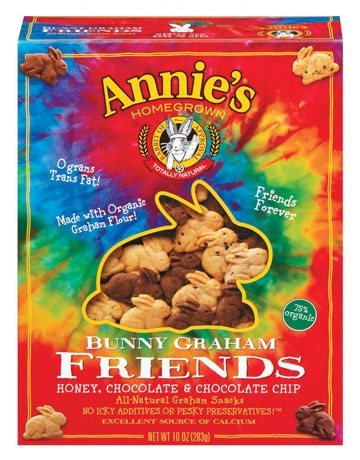 Annie39s Bunny Grahams Honey Honey Chocolate and