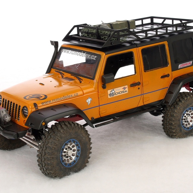 Jeep roof rack