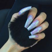 coffin nails and colors