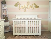 Best 25+ Gold nursery ideas on Pinterest | Pink gold ...