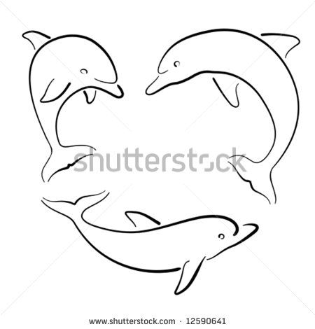 Best 25+ Dolphins tattoo ideas that you will like on