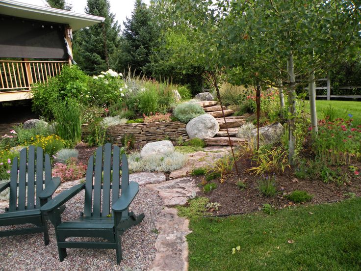 21 Best Images About Backyard On Pinterest Gardens Pea Gravel