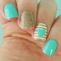 Best 25+ Cute nail designs ideas on Pinterest | Cute ...