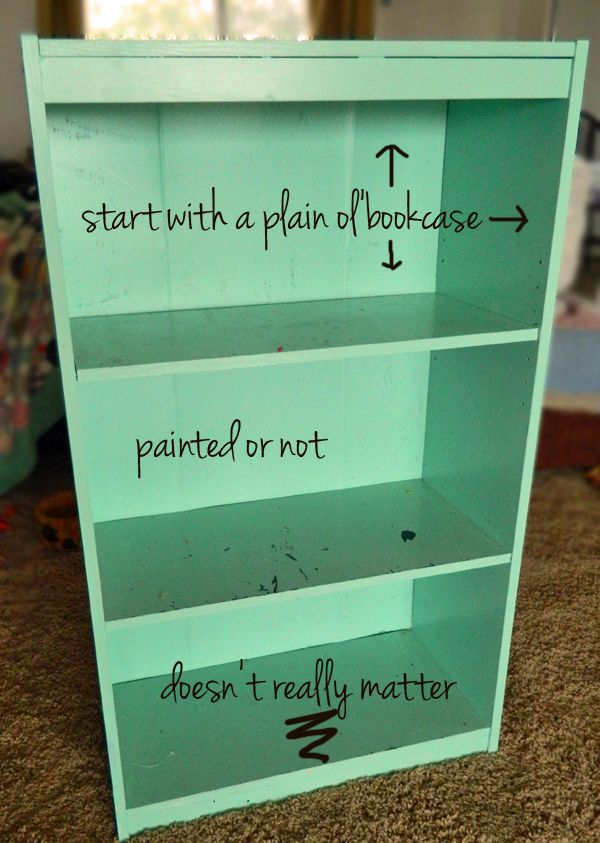 17 Best Ideas About Dollhouse Bookcase On Pinterest Kids