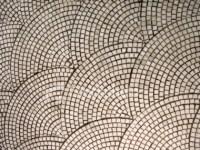 FAN SHAPED TILE LAYOUT | Patterns | Pinterest | Royalty ...