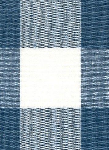 LYME FRENCH BLUE DL01 Buffalo Check 1995yd  Fabric