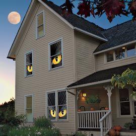 creepy halloween decoration: