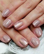 natural color nails ideas