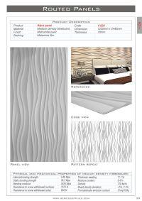 Medium Density Fiberboard (MDF) carved decorative wall ...