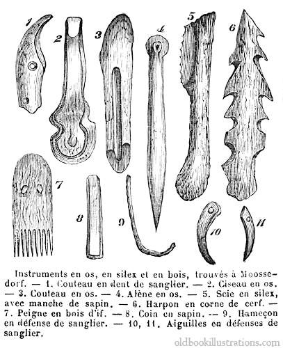 59 best images about Mesolithic, Paleolithic, & Solutrean