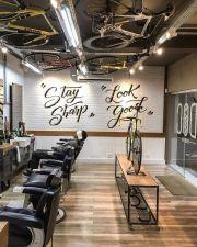 barbershop design ideas