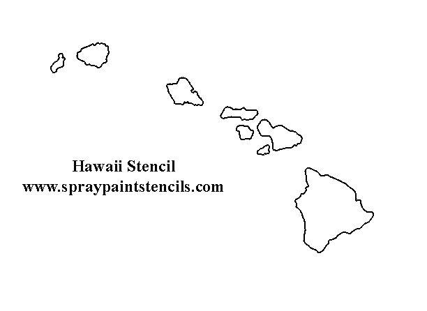 http://www.spraypaintstencils.com/a-zlistings/hawaii