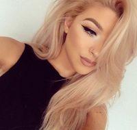 Best 20+ Champagne Blonde Hair ideas on Pinterest ...