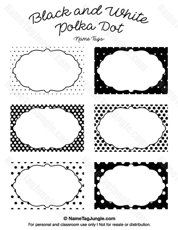 1000+ ideas about Polka Dot Labels on Pinterest