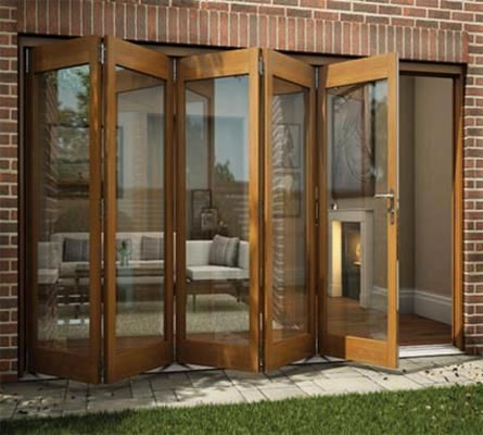1000 ideas about Folding Patio Doors on Pinterest  Accordion doors Sliding patio doors and Bi
