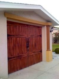 78+ images about Garage Door Mural on Pinterest   Gardens ...