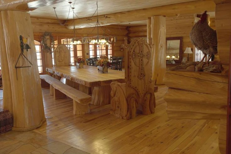 Bob Worsleys Legacy Ranch is 21000 sq feet and features