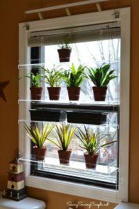 15 best images about window shelves on Pinterest | Bottle ...