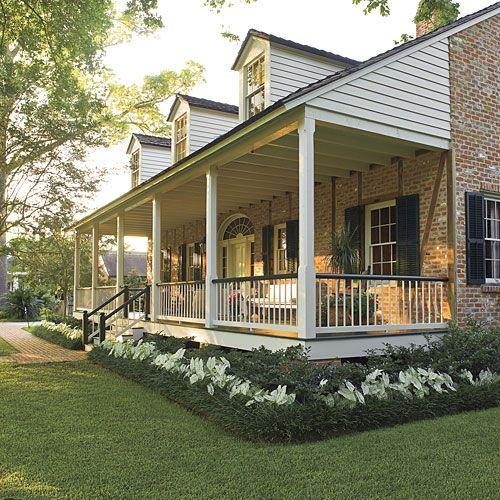 don't hide house front porches