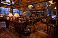 Log home decor! Love! | Log house | Pinterest | Rustic ...