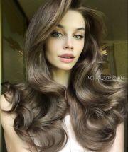 ideas glossy hair