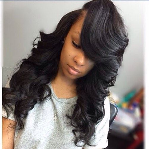 334 Best ShortMedium Length Sew In Hairstyles Images On