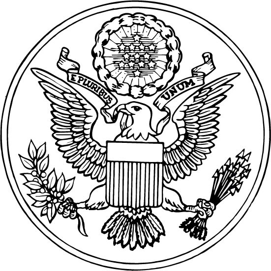The Great Seal of the United States (Obverse