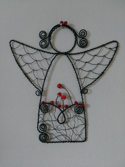 17 Best images about christmas bead and wire crafts on