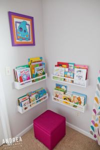 1000+ ideas about Kid Bookshelves on Pinterest | Baby ...