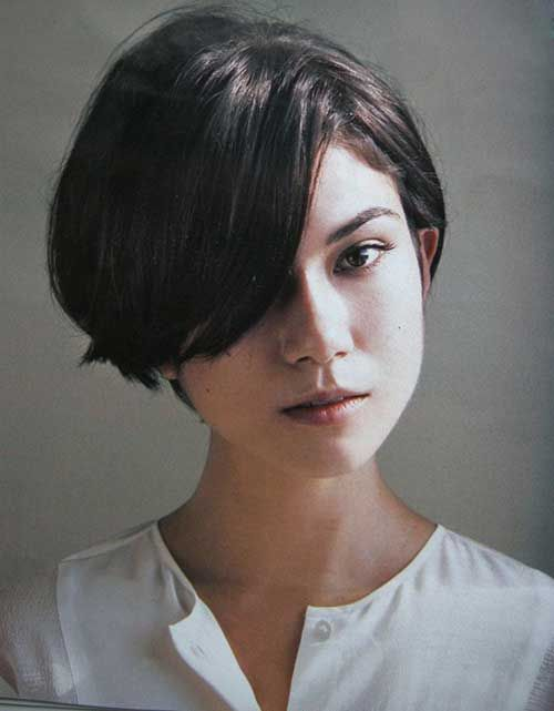 25 Best Ideas About Short Bob Hairstyles On Pinterest Short