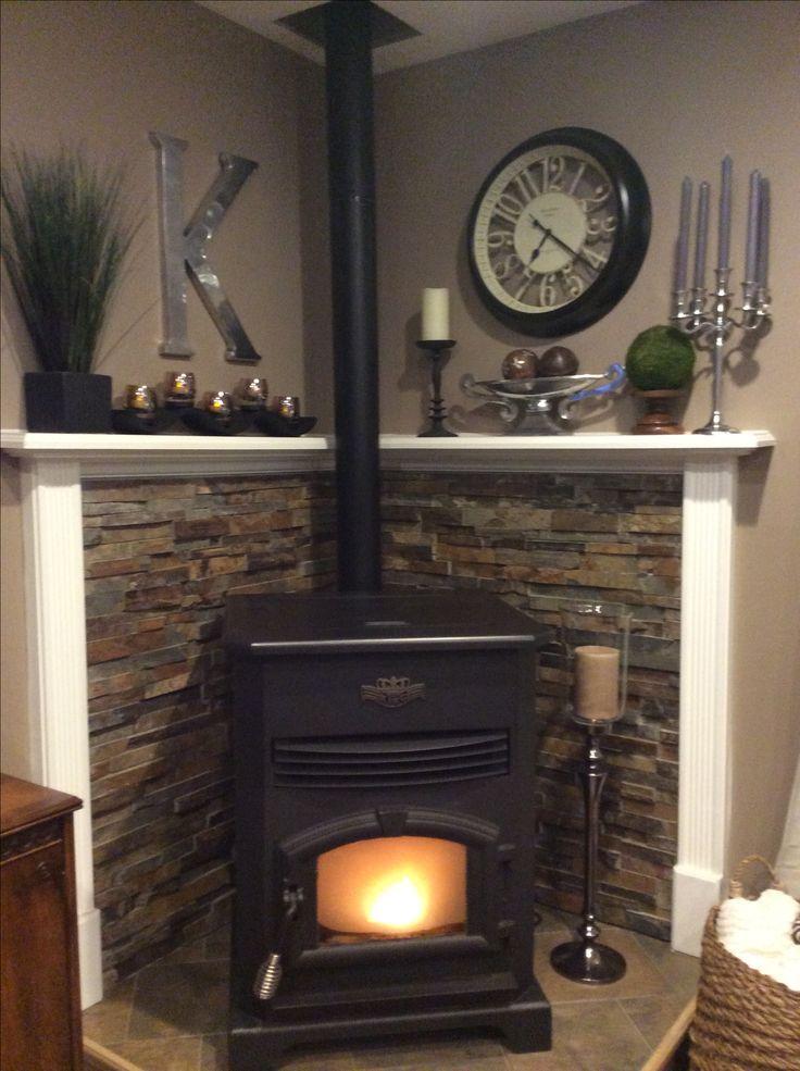 25+ best ideas about Corner Fireplaces on Pinterest