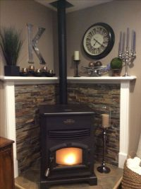 25+ best ideas about Corner Fireplaces on Pinterest ...