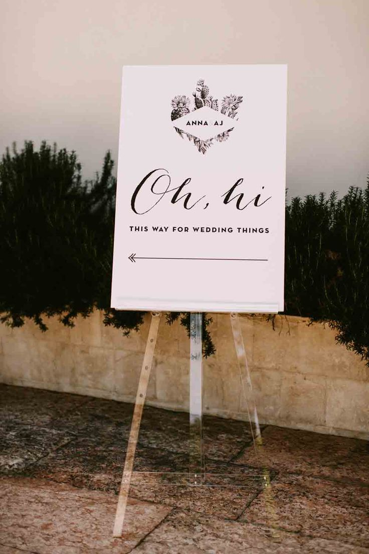 25 Best Ideas about Wedding Direction Signs on Pinterest  Rustic wedding signs Wedding signs