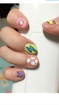 1000+ ideas about Korean Nail Art on Pinterest   Korean ...